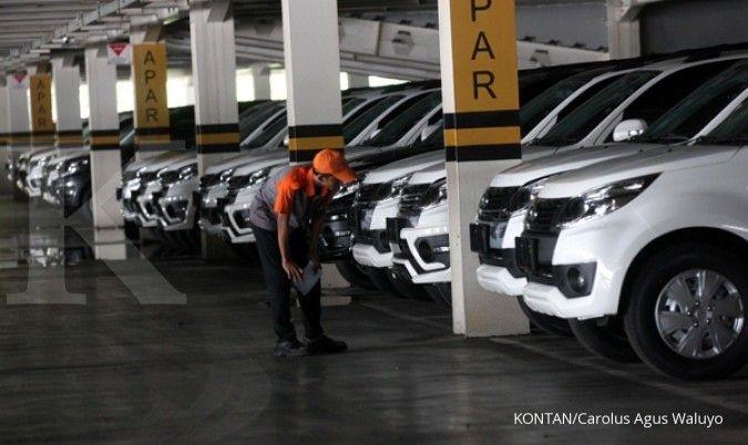 Ada diskon PPnBM, penjualan wholesale mobil Grup Astra di bulan lalu melaju