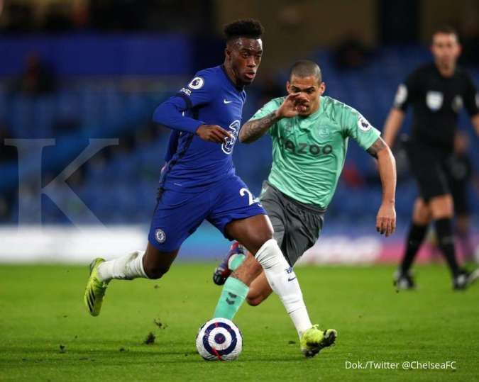 Chelsea vs Everton: Tekuk The Toffees 2-0, Thomas Tuchel perpanjang rekor The Blues