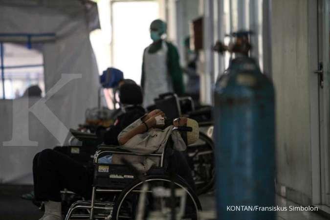 Dinkes minta rumah sakit di Jakarta bangun tenda darurat sebagai ruang IGD Covid-19