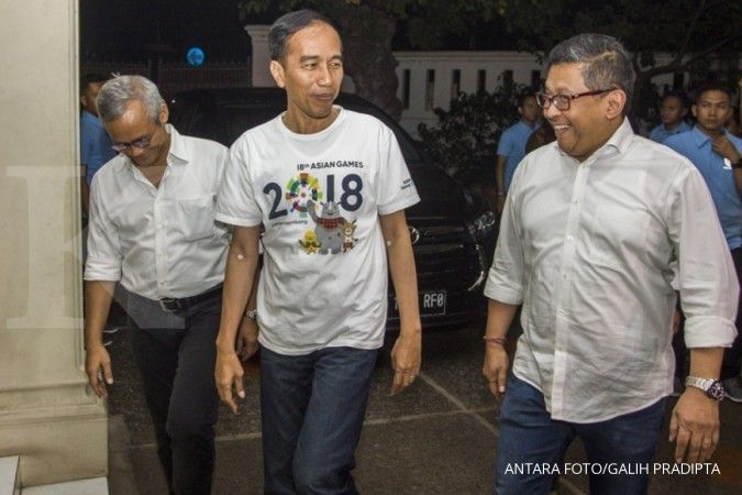 Harta kekayaan Jokowi Rp 50,24 miliar