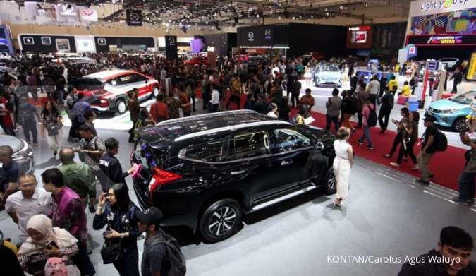 Berkat GIIAS 2021 dan efek relaksasi PPnBM, penjualan mobil berpotensi terus melaju