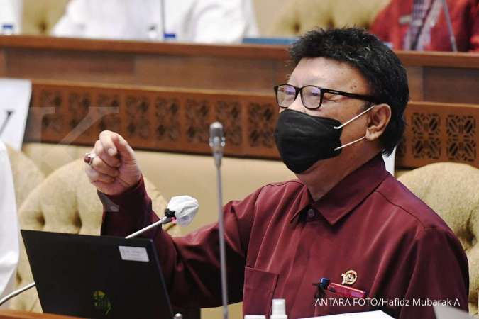 Menpan RB Tjahjo Kumolo sebut belum ada keputusan lockdown di kantor pemerintahan