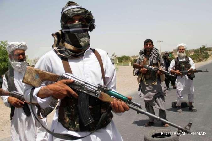 Militer Tajikistan dalam siaga tempur untuk pertama kalinya, ada apa?