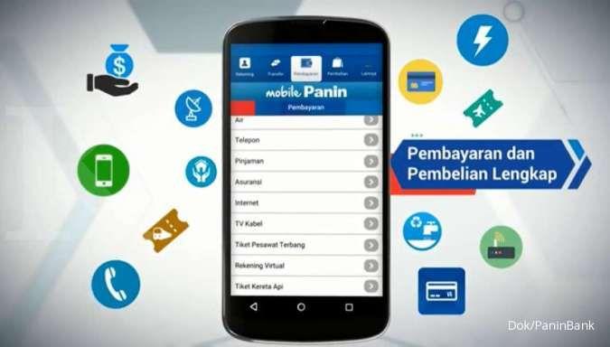 MobilePanin bisa transfer ke rekening internasional, ini caranya