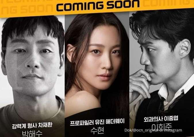 Ini jadwal drakor terbaru dan film Korea yang tayang di Viu bulan Oktober