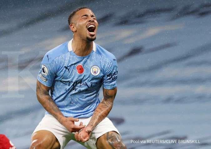 Jelang laga Man City vs Monchengladbach di Liga Champions