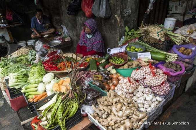 Pemprov DKI: Jelang Ramadhan, kebutuhan pangan cukup melimpah