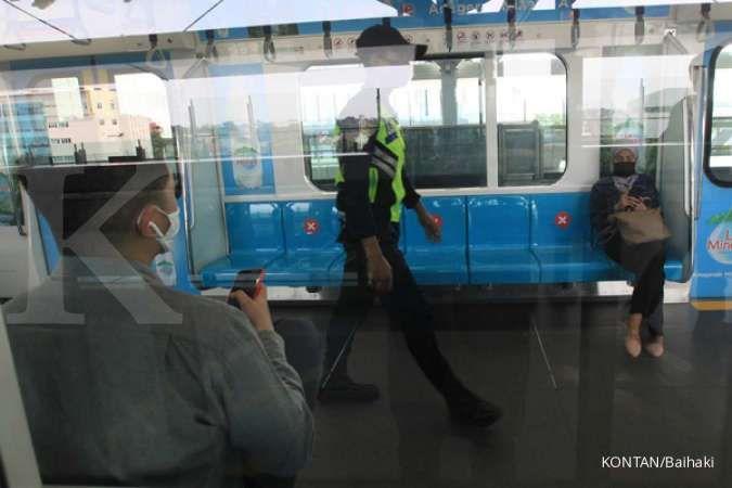 Subsidi MRT, Transjakarta hingga LRT diusulkan dipangkas 50%
