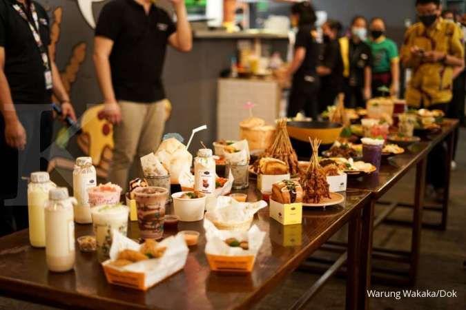 Warung Wakaka hadirkan 40 menu baru