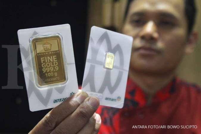 Harga emas 24 karat Antam hari ini naik Rp 7.000, Selasa 30 Juni 2020