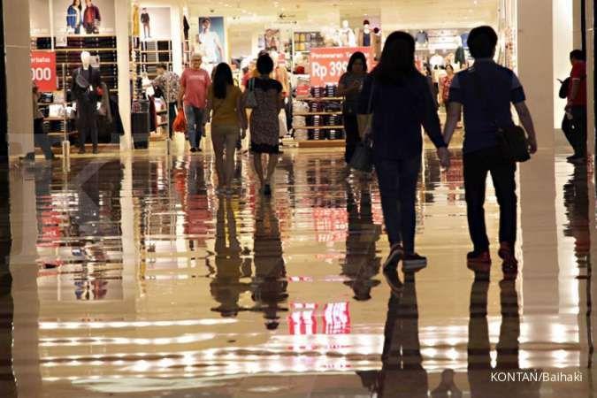 Lima mall terbesar di Indonesia versi APPBI
