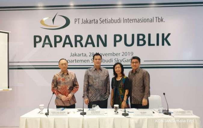 Jakarta Setiabudi (JSPT) optimistis kenaikan revenue tembus 10% akhir 2019
