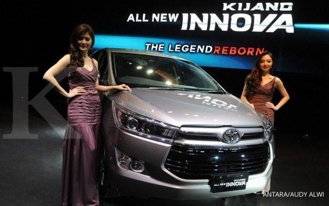 Terakhir daftar, lelang mobil dinas Innova & Honda CRV di Jakarta Rp 40-an juta