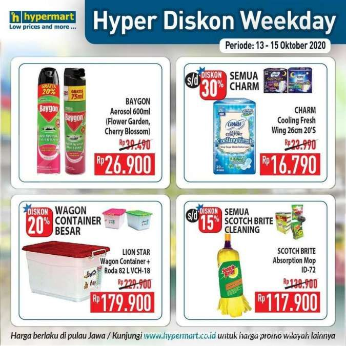 Promo Hypermart Sampai 15 Oktober 2020 Daging Aneka Bakso Susu Roti Buah Buahan Container Besar Halaman 2 Tribun Jambi