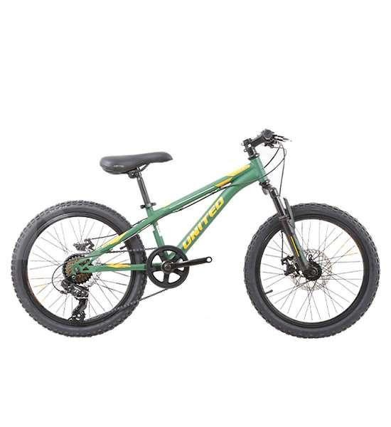 Termurah keluaran United, ini harga terbaru sepeda gunung United Monanza 20