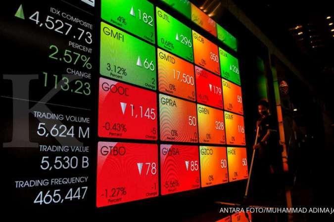 IHSG rebound ke level 5.974, asing koleksi saham MKPI, TBIG dan INCO, Rabu (28/4)