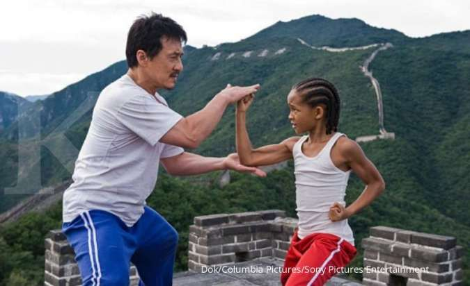 Ini sinopsis The Karate Kid & Fight Back to School II di Bioskop Trans TV 11 Februari