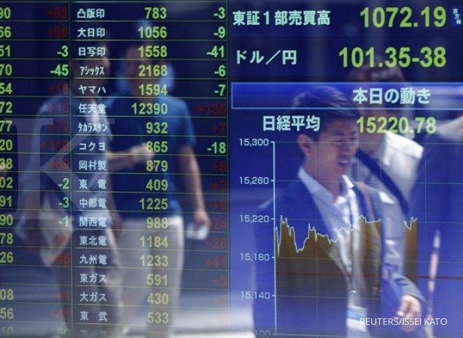 Tenaga bursa Jepang masih kuat untuk reli