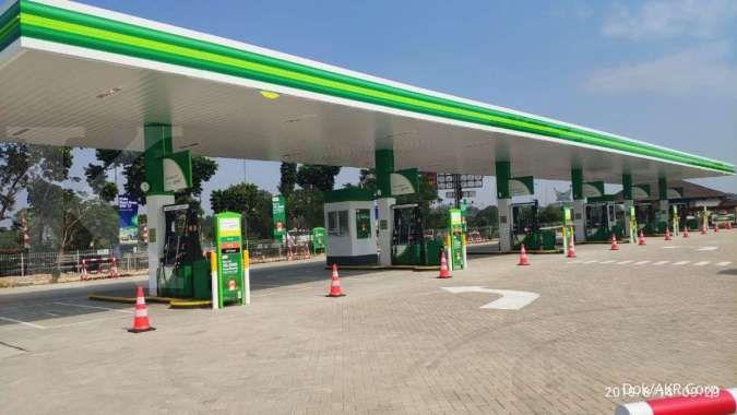 SPBU BP-AKR salurkan 26 juta liter BBM pada tahun lalu