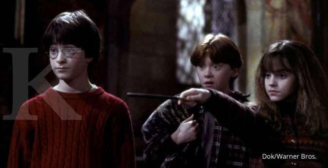 Buku langka Harry Potter dijual seharga Rp 1,6 miliar di lelang Leyburn!