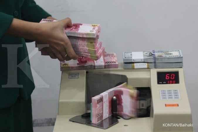Hari ini, rupiah dikisaran Rp 13.565-Rp 13.750