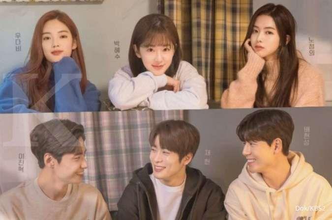 Debut akting Jaehyun NCT di drama Korea terbaru Dear.M.