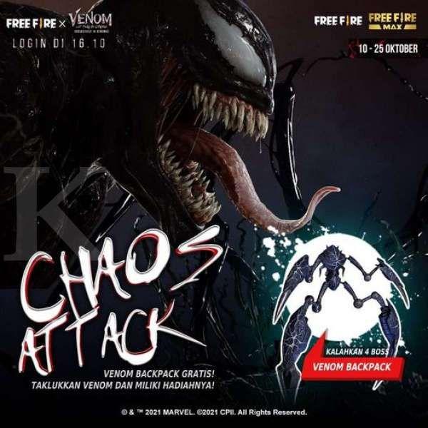 FF X Venom