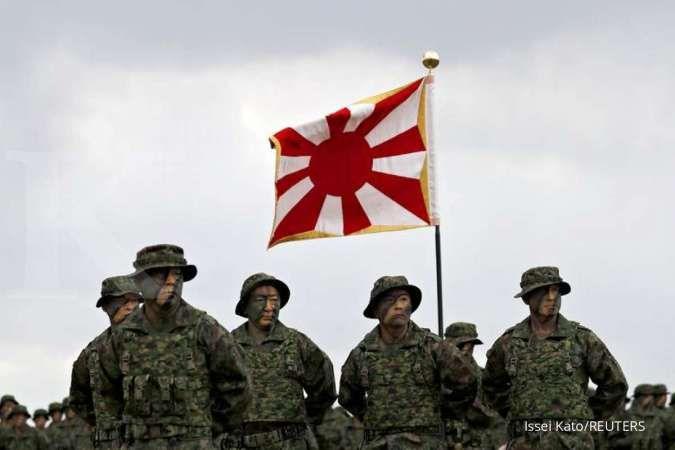 Pertama dalam 30 tahun, pasukan darat Jepang menggelar latihan militer nasional