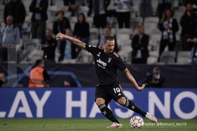Hasil Liga Champions antara Malmo vs Juventus