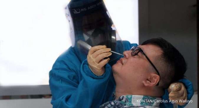 Cara dan panduan rapid test antigen Covid-19 gratis Batik Air