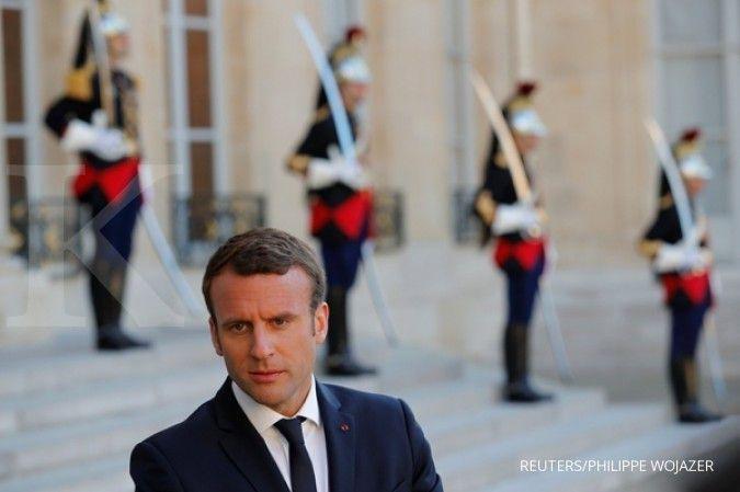 Indonesia baru wacana dan drama, Prancis tak cuma reshuffle, kabinet bubar jalan