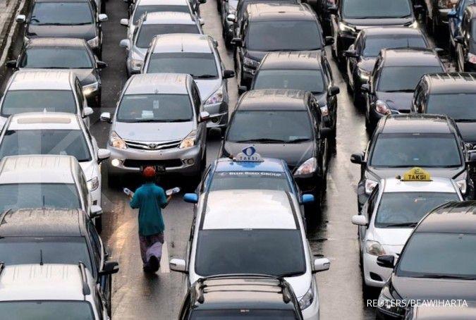 Hindari Jalan Ahmad Yani Bekasi, macet parah lebih 4 jam