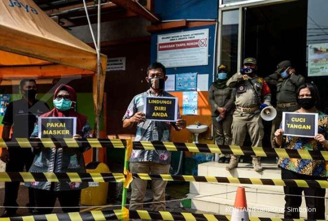 Relawan Covid-19 bisa bantu tingkatkan kesadaran masyarakat akan kondisi pandemi