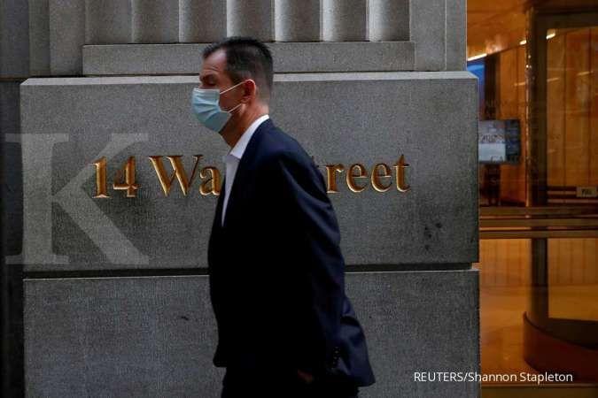 Wall Street menguat dua hari berturut-turut hingga Rabu (21/7)