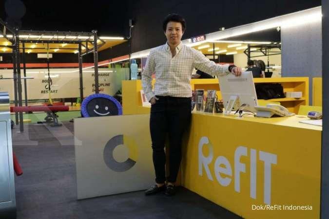 ReFIT Club pacu pertumbuhan pengusaha pusat kebugaran