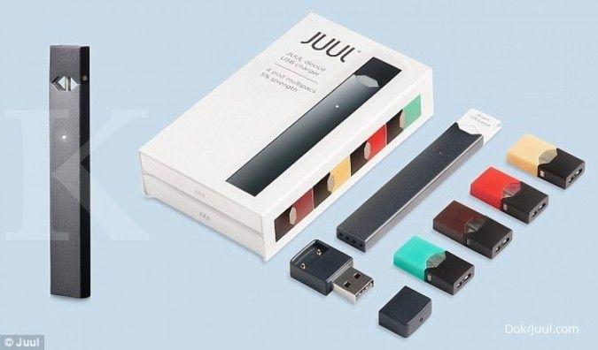 Juul Rokok Elektrik Resmi Hadir Untuk Melibas Rokok Konvensional