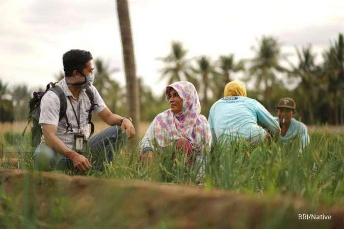 Salurkan KUR Pertanian Rp.26,5 Triliun Dalam 6 Bulan, Simak Strategi BRI !