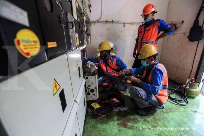 PLN nyalakan kembali seluruh gardu yang terdampak banjir di Jakarta