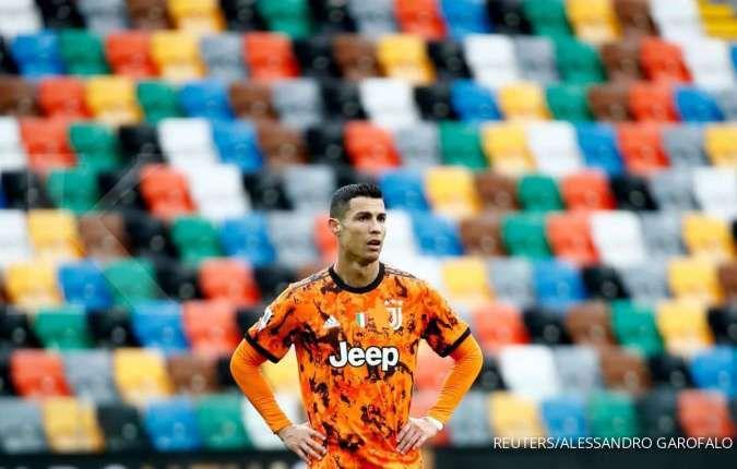 Cristiano Ronaldo diberi kode Neymar ingin bermain bersama di PSG