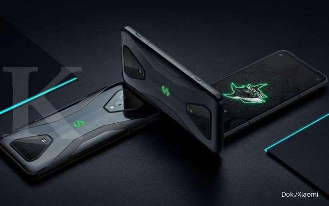 HP gaming Xiaomi Black Shark 4 resmi diumumkan, bakal ...