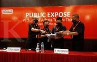 PT Sumber Alfaria Trijaya Tbk (AMRT) Berambisi Menambah Gerai Baru Hingga 850