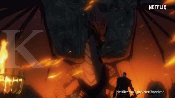 Anime DOTA: Dragons Blood