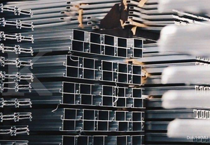 HK Metals Utama (HKMU) bakal rights issue dengan melepas 5,15 miliar saham