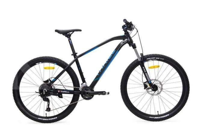 Sepeda gunung Thrill Vanquish 2.0 27.5 inch