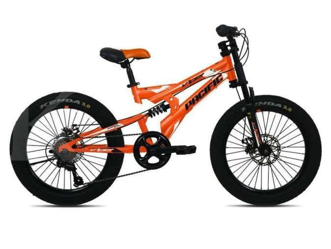 Tampilan colorful, harga sepeda gunung Pacific Viper 3.0 dipatok murah