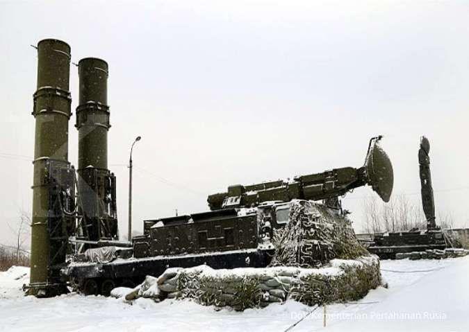 Siap cegat pesawat dan rudal musuh, Rusia pasang rudal S-400 di perbatasan Timur