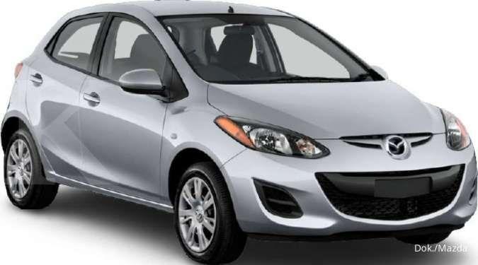 Harga mobil bekas Mazda 2 Hatchback