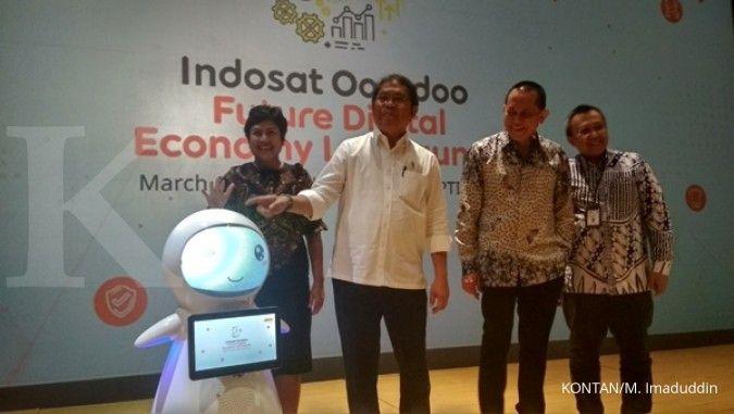 Indosat Ooredoo luncurkan laboratorium ekonomi digital di ITB