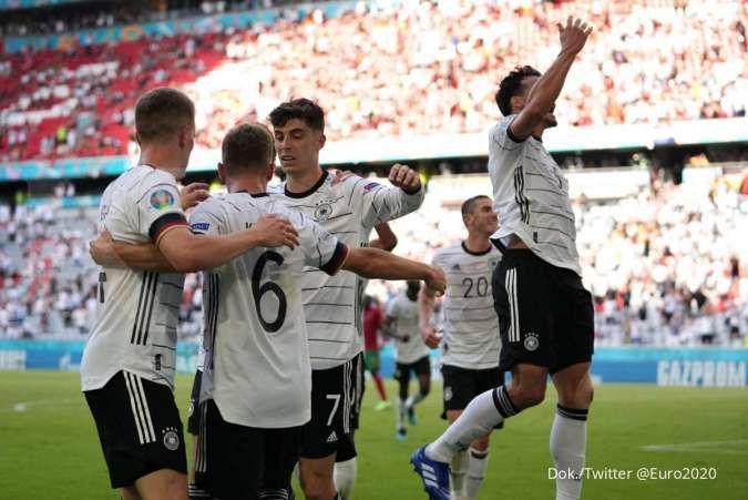 Jerman vs Hungaria di Euro 2020: Der Panzer masih unggul atas Magyarok