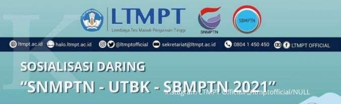 Jangan langsung daftar SBMPTN 2021, ini saran LTMPT